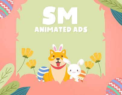 SM Mega - Animated Ads