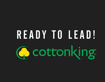 Cottonking (New positioning campaign)