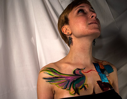 Photo Project: The Human Canvas
