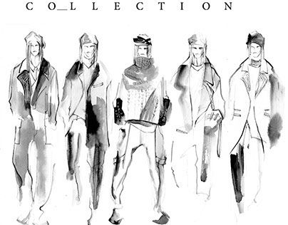An (anonymous) Menswear Collection