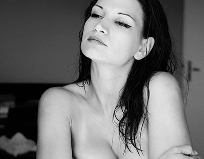 Albena in black and white