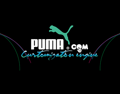 Puma customization website