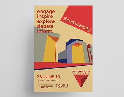 #Culturalcity 2019