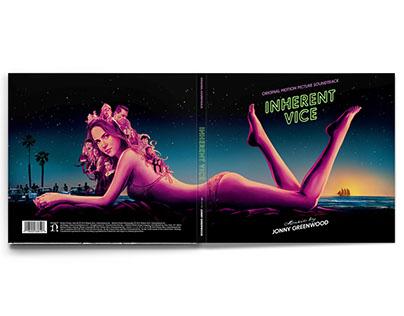 Inherent Vice (Custom Cover Artwork)
