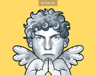 Stickermat — Digital Product Mobile Design