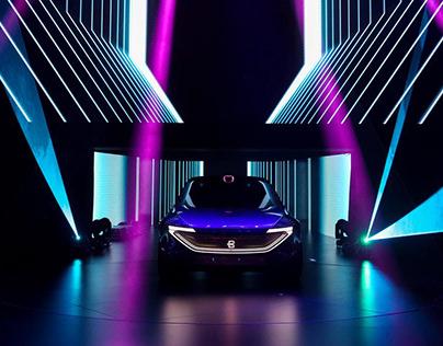 2018 Byton K-Byte Concept - Design Development