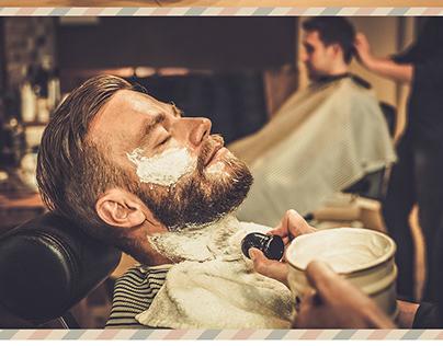 Identidade Visual - Luan Soares Barbearia