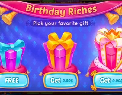 Gift Pop Up