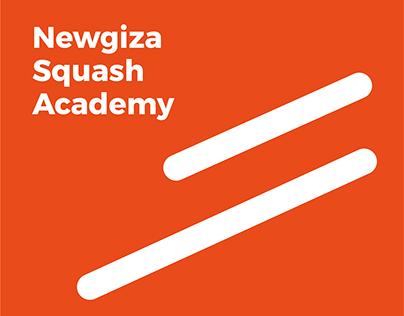 Squash Academy | Branding