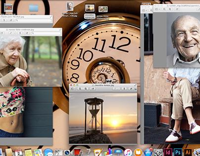 Desktop creativo