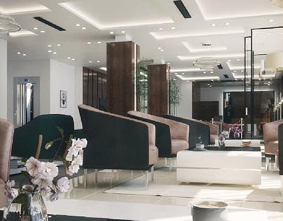 Luxury Hotel, ( Bay Diab )