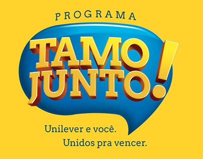 Unilever Tamo Junto! | Incentive Campaign