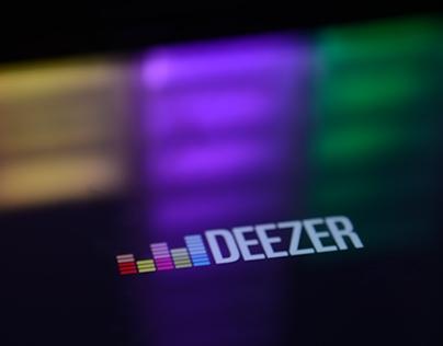 DEEZER equalizer