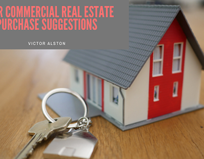 Commercial Real Estate Suggestions