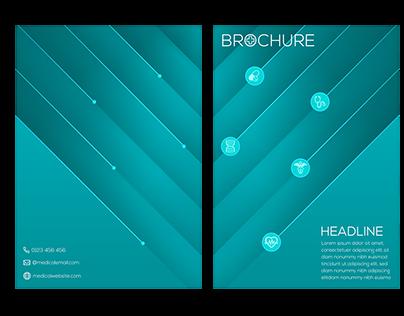 Medical Brochure Concept