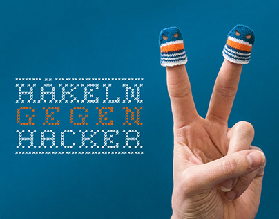 Häkeln gegen Hacker