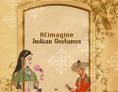 Reimagine Indian Costumes for Brand W
