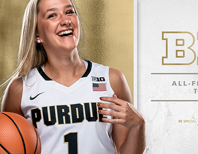 Purdue | Women's Basketball Social Media