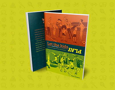 PROJETO GRÁFICO - Livro Let the Kids Play