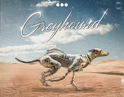 Swedish House Mafia - Greyhound Concept.