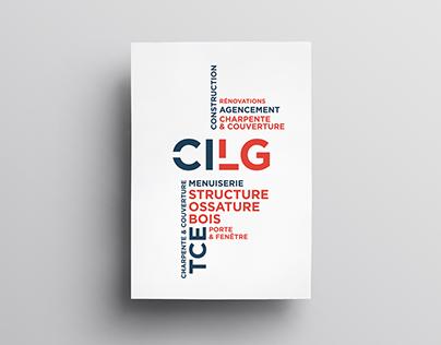 CILG Construction | Visual Identity