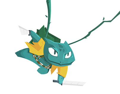 Attack on Pokemon