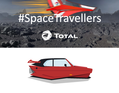 #SpaceTravellers - Total