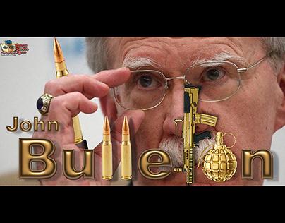 John Bulleton at Work