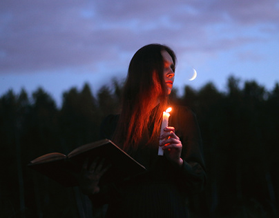 The voice of Autumn silence