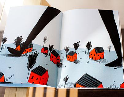 'Alone' Children's Book