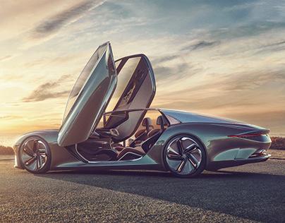 Bentley - EXP 100 GT
