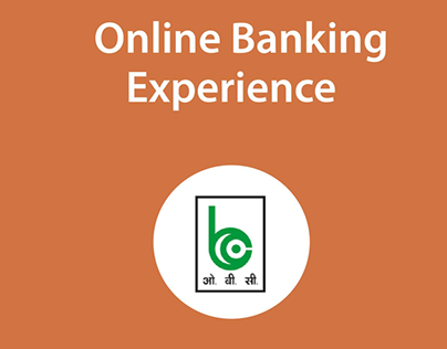 Online Banking Experience