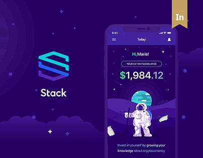 Stack App UI