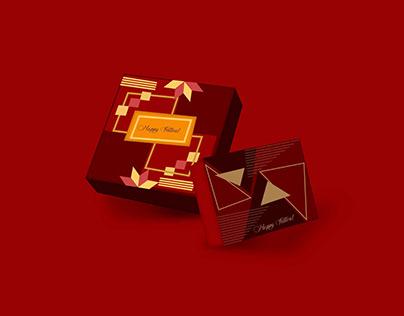 festival box packaging
