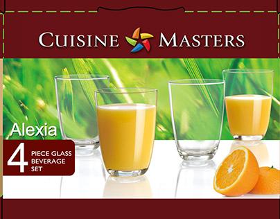 Cuisine Masters - Alexia