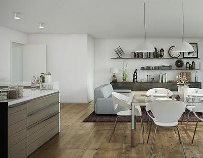 Housing interior images