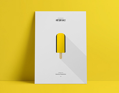 IceCream Tarantino – Poster Series