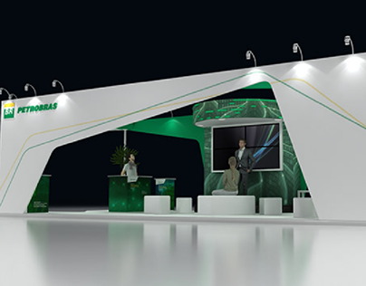 Petrochemical stand #3