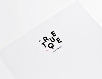 El Trueque 01 Exhibition - Branding