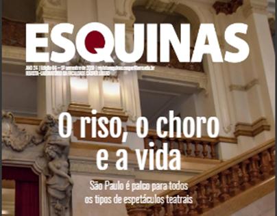 Parque das Luzes - Revista Esquinas