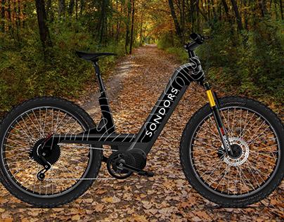 Sondors LX E-Bike Designs