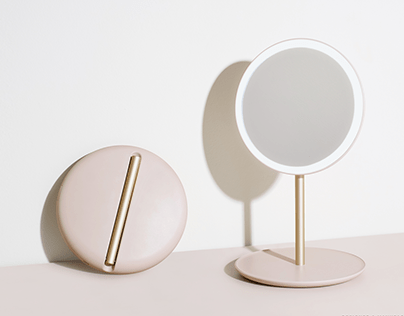 TRAVEL MAKEUP MIRROR/ 旅行美妆镜