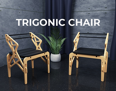 Digital Technology CNC chair