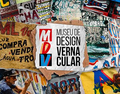 MDV - Museu de Design Vernacular | TCC