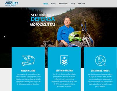 Sitio Web | Campaña MVP