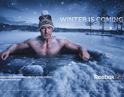 Tim Tadder for Reebok