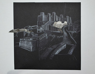Wreckage Cities No.3