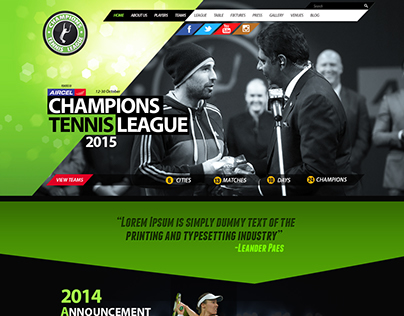 CTL - Champions Tennis League