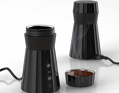 CONCERTINA TRAVEL KETTLE