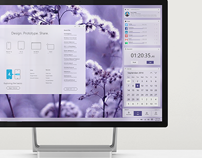 Windows 10 Action Center Redesign | UX Analysis